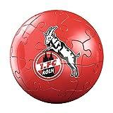 Ravensburger Mini Puzzleball - Bundesliga (1.FC Köln (rot))