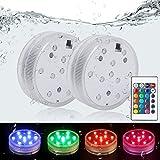 COOLWEST RGB Farbe LED Stimmungslichter Teelichter