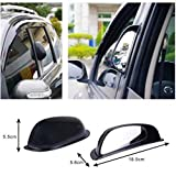 #9: 2pcs Car Auto B Pillar Of Black Row Rear View Mirror Improve Visual Range Blind Spot For 4X4 SUV Toyota Land Cruiser Prado
