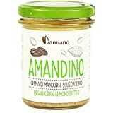 Damiano - Raw Organic Almond Butter - 180g