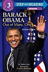 Barack Obama: Out of Many, One (Step Into Reading - Level 3 - Quality)
