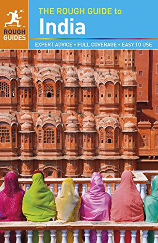 The Rough Guide to India Backpacking Guide