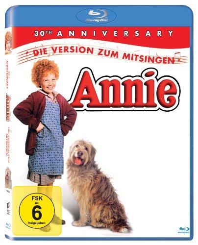 Bild von Annie [Blu-ray]