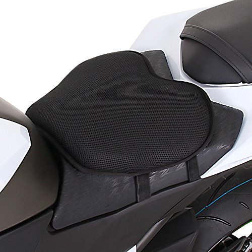 Motorrad Kawasaki Sitzbank (Gel Sitzbank Kissen Kawasaki VN 900 VN900 VN900 Custom Tourtecs L)