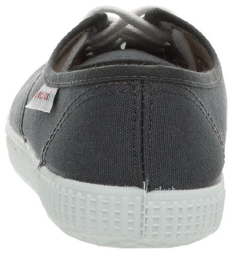 Victoria Inglesa Lona Unisex - Erwachsene Sneaker Grau (Anthrazit)
