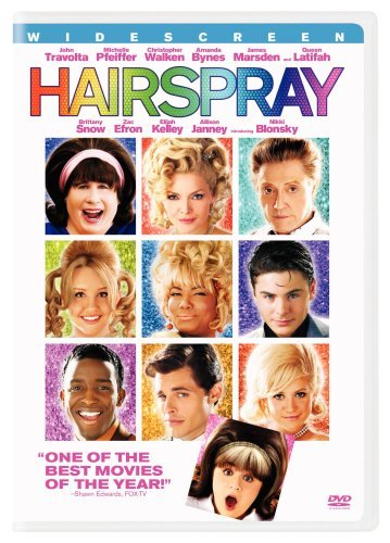 Hairspray (Widescreen Edition) by John Travolta
