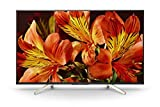 "Abbildung Sony KD-65XF8596 - Fernsehen 65"" 4K HDR LED mit Android TV (Motionflow XR 1000 Hz, 4K HDR Processor X1, TRILUMINOS Bildschirm, Wi-Fi), schwarz"