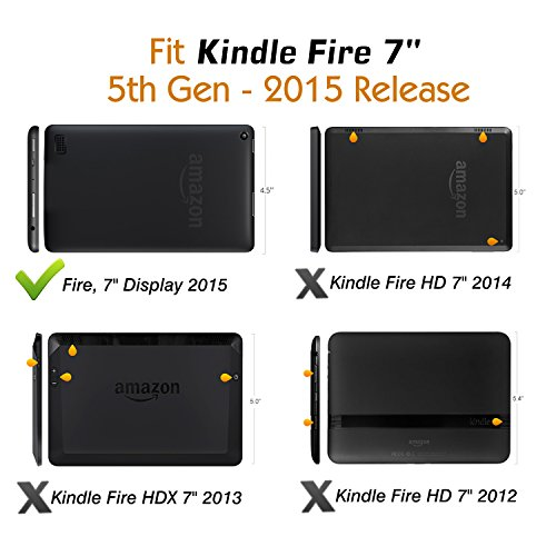 Fire 5th Generation Covers > Covers And Cases > Amazon