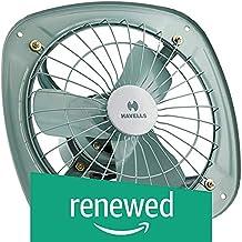 (Renewed) Havells Ventilair DSP 230mm Exhaust Fan (Pista Green)