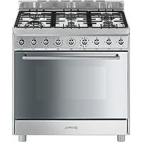 Amazon.it: cucina a gas con forno elettrico - Smeg: Casa e cucina
