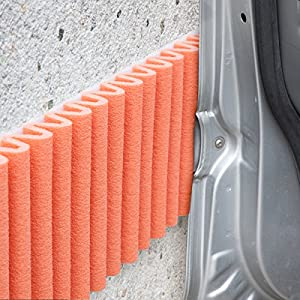 Paragolpes-de-pared-Mondaplen-protector-columnas-garaje-coche-tiras-de-espuma-protectoras-autoadhesivas-para-acolchar-cualquier-superficie-en-su-hogar-u-oficina-Utilizadas-muy-comnmente-en-muros-de-ga