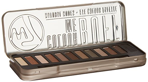 W7 Eye Colour Palette - Colour Me Buff