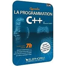 Apprendre la programmation C++ (1DVD)