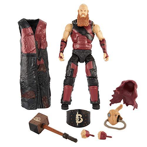 Mattel GCL35 - WWE Elite Actionfigur (15 cm) Erick Rowan, Spielzeug ab 8 Jahren (Wrestling Spielzeug Action-figuren)