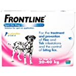 Frontline Spot On Dog for Large Dogs,...