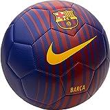 #1: 2017-2018 Barcelona Nike Prestige Football Red-Blue