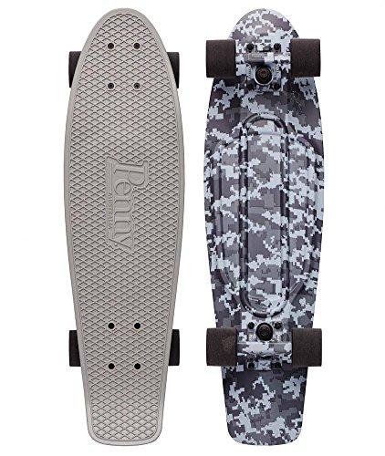Penny Nickel Special Ops Complete Cruiser (Wheels Camo Skateboard)