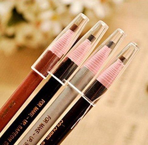 Liroyal Lot de 12 crayons à lèvres résistants à l'eau 15 cm