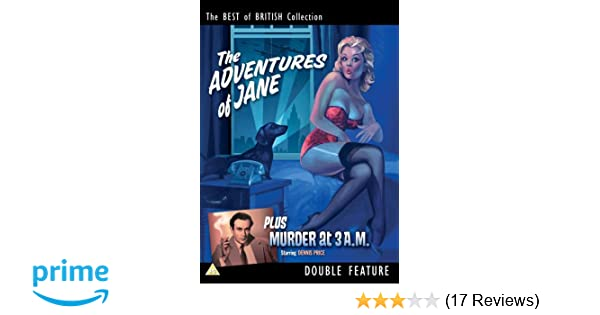 The Adventures Of Janemurder At 3am 1949 Dvd Amazonco