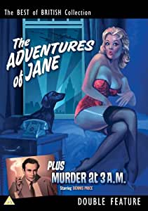The Adventures of Jane/Murder at 3am [1949] [DVD]