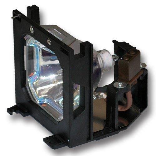Sharp xg-p25X, an-p25lp, bqc-xgp25X//1Ersatz Lampe mit Gehäuse und 150Tage Garantie