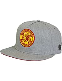 C&S Cap Chief Rockers Grey