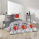 PROMOFLASH83 Bettwäsche Bettbezug 240x 220cm Kirschbaum des Japan