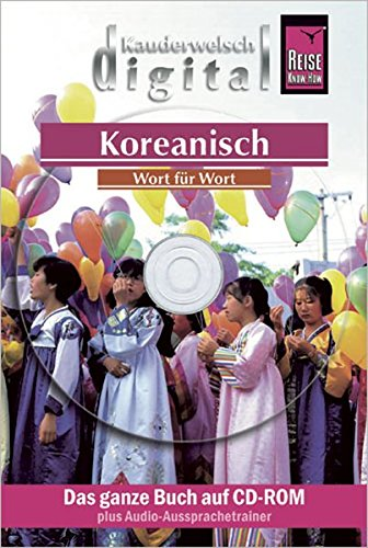 Preisvergleich Produktbild Kauderwelsch digital - Koreanisch