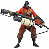 """Team Fortress 7"""" Deluxe Series 1 Figure Red Pyro"""
