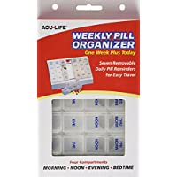 ACULIFE 128BTW 1-Woche-plus-Heute-Pillenorganisierer preisvergleich bei billige-tabletten.eu