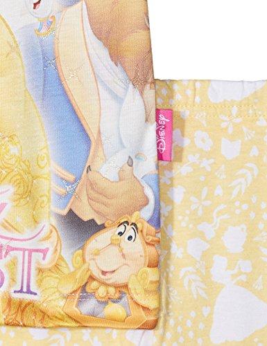 Disney Beauty and The Beast Conjuntos de Pijama para Niñas