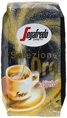 Segafredo Zanetti Selezione Oro Bohne