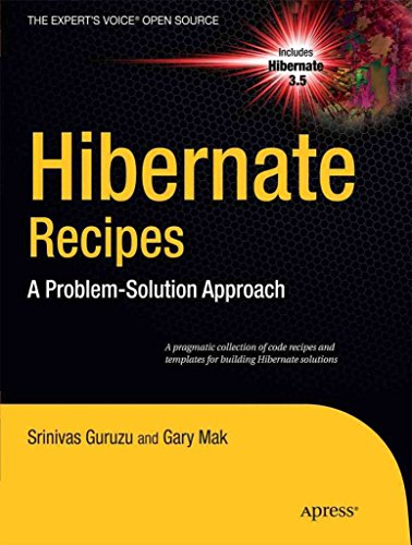 [(Hibernate Recipes : A Problem-Solution Approach)] [By (author) Gary Mak ] published on (July, 2010)