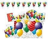 Procos 10117002 Partyset Ballons
