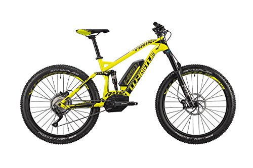 Whistle E-Bike B-Rush PLUS 27.5\'\' 10-V taglia 49 Bosh CX Cruise 500Wh PURION 2018 (eMTB All Mountain) / E-Bike B-Rush PLUS 27.5\'\' 10-S size 49 Bosh CX Cruise 500Wh PURION 2018 (eMTB All Mountain)