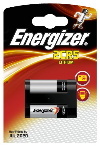 Energizer Lithium Photo Batterie 2CR5