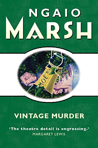 Vintage Murder (The Ngaio Marsh Collection) by [Marsh, Ngaio]