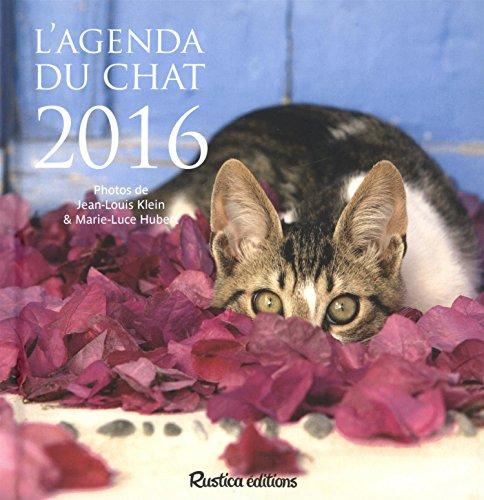 L'agenda du chat 2016 par Jean-Louis Klein, Marie-Luce Hubert