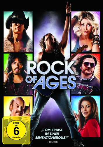 Rock of Ages (Mary J Blige-videos)