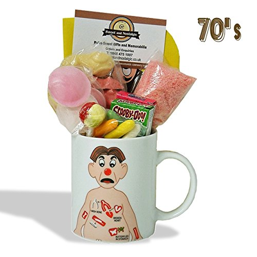 Operation Mug with an funny bone portion of 70's Sweeties