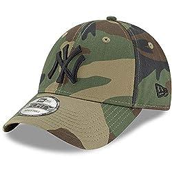 New Era MLB League ESS 9Forty Adjustable Cap NY Yankees Camouflage