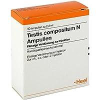 Testis Compositum N Ampullen 10 stk preisvergleich bei billige-tabletten.eu
