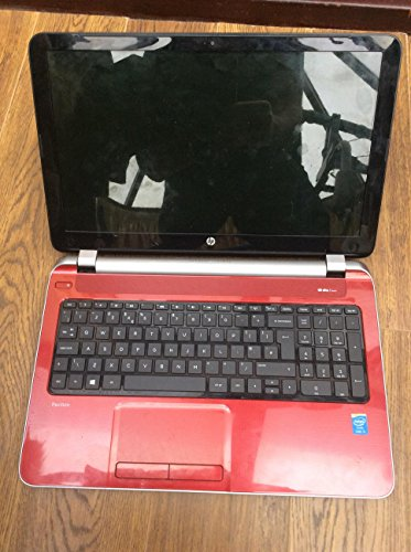 HP Pavilion x360 15-bk062sa 15.6″ 2 in 1 Laptop – Red