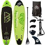 Aqua Marina Planche à Rame Gonflable Planche de Surf