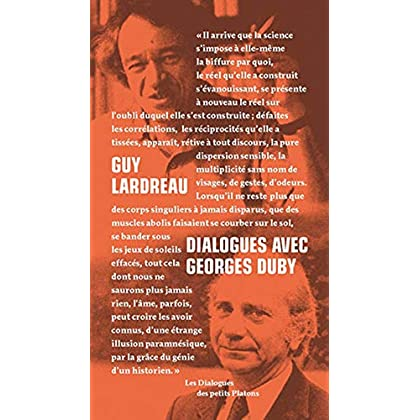 Dialogues avec Georges Duby