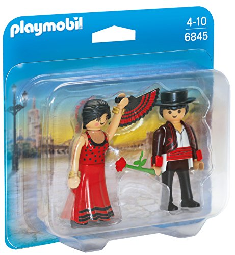 Playmobil Duo Pack- Flamenco Dancers Duo Pack Bailaores