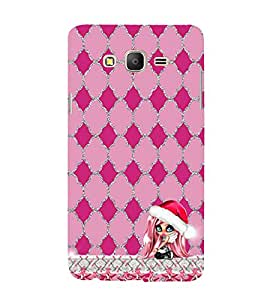 Cute Teens Love Game 3D Hard Polycarbonate Designer Back Case Cover for Samsung Galaxy On5 :: Samsung Galaxy On 5 G550FY