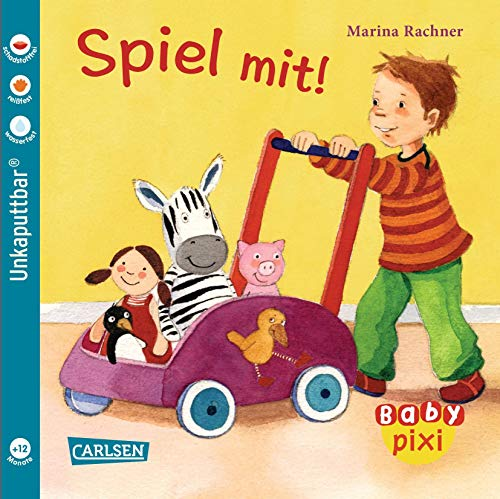 Baby Pixi 27 Spiel mit! - Pixi-duo