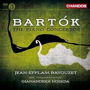 Bartok : Les Concertos pour piano