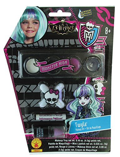 Kit Monster Up High Make (Monster High Twyla Costume Makeup)